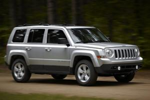 ГБО на Jeep Patriot