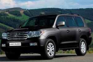 ГБО на Toyota Land Cruiser 200
