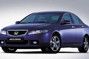 ГБО на Honda Accord 2.0
